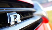 VW Golf R, Typenbezeichnung