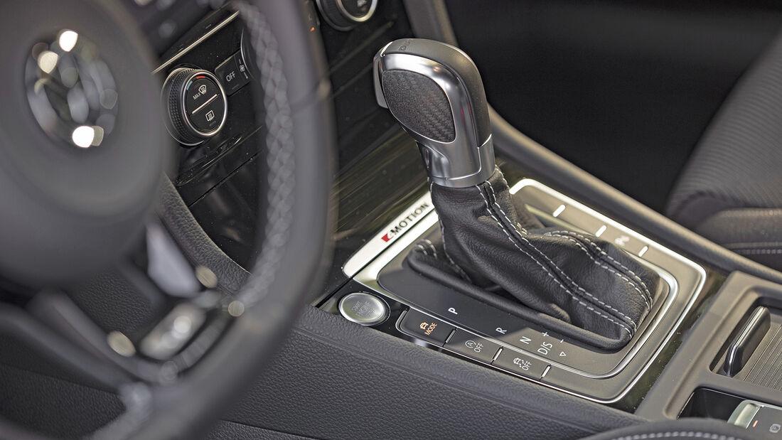 VW Golf R Variant 4Motion, spa_2019_09, Vergleichstest, Interieur