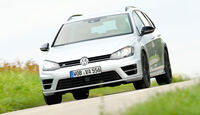VW Golf R Variant, Frontansicht