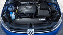 VW Golf R Variant, Motor