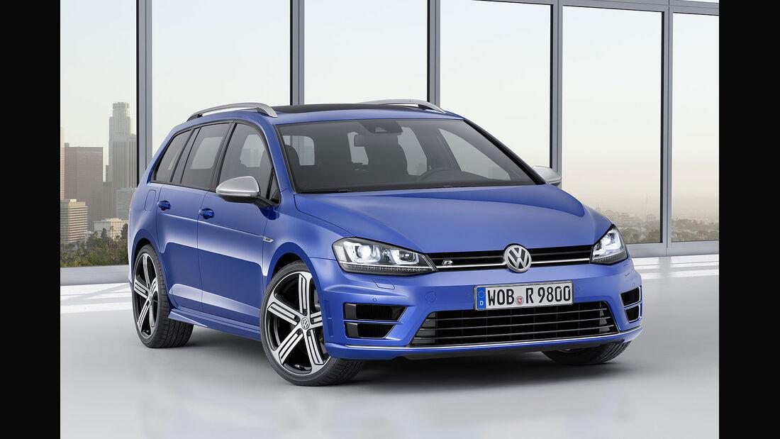 VW Golf R Variant