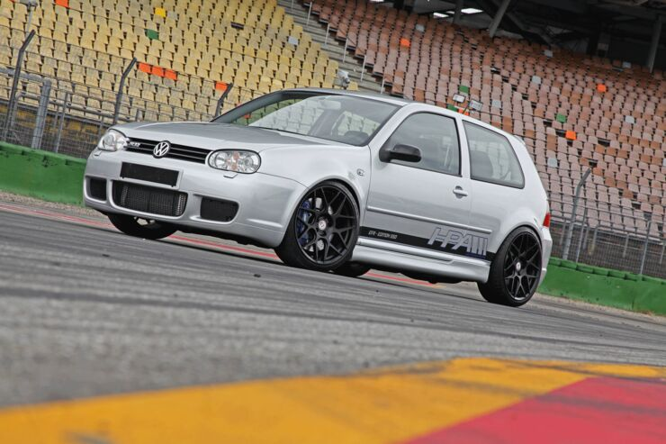 VW Golf R32 HPerformance Tuning HPA Motorsports