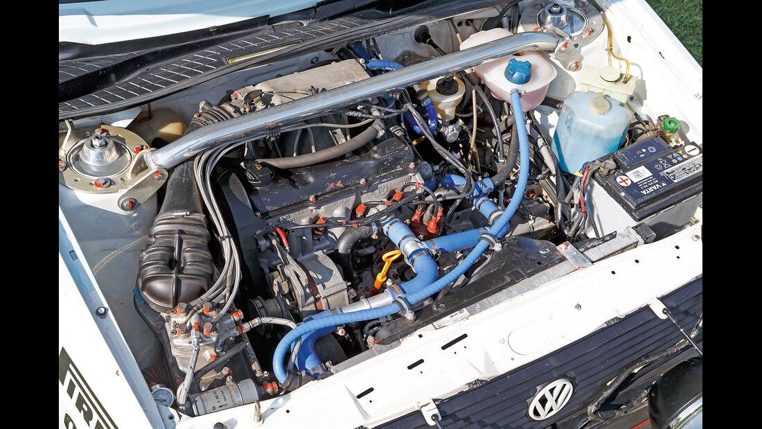 VW Golf Rallye-GTI, Motor