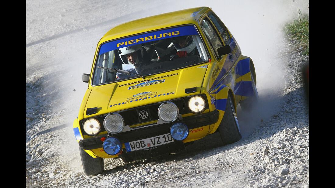 VW Golf Rallye Pierburg