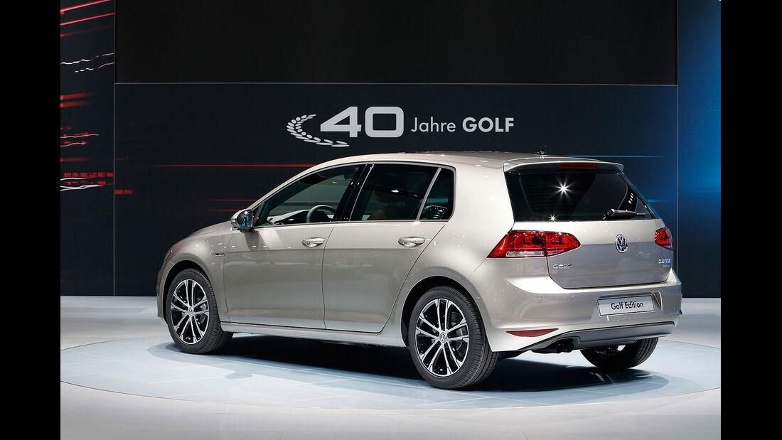 VW Golf Sondermodell Golf Edition