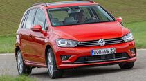 VW Golf Sportsvan 1.4 TSI, Frontansicht