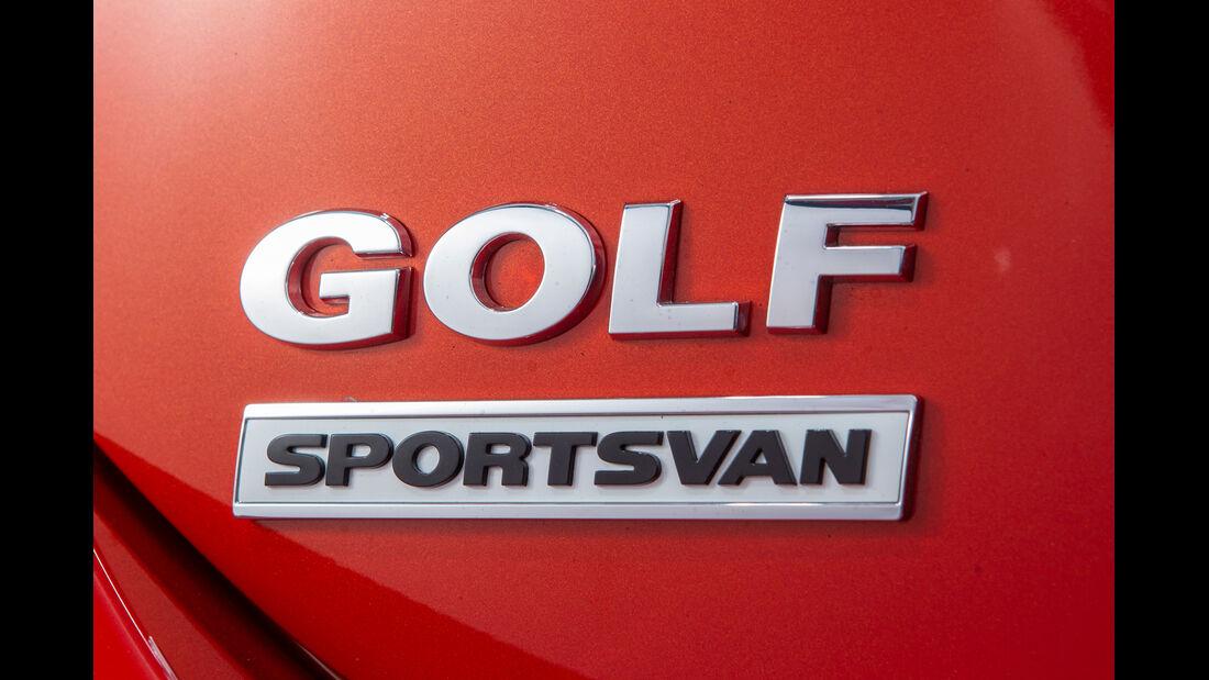 VW Golf Sportsvan 1.4 TSI, Typenbezeichnung