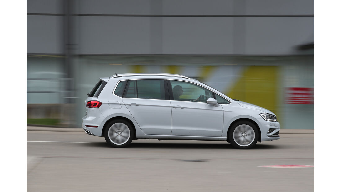 VW Golf Sportsvan 1.5 TSI Act, Exterieur