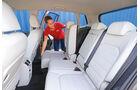 VW Golf Sportsvan 2.0 TDI, Fondsitz, Umklappen