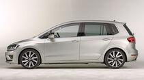 VW Golf Sportsvan, Seitenansicht
