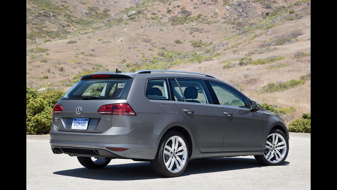 VW Golf Sportwagon US-Modell