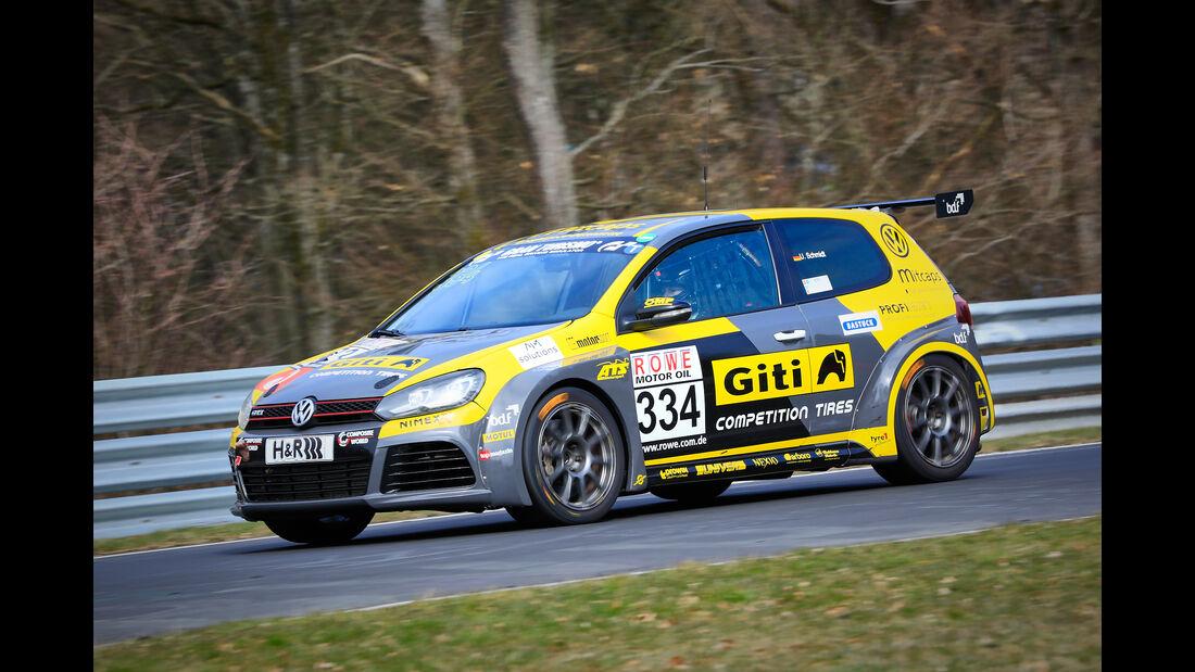 VW Golf - Startnummer #334 - Giti Tire Motorsport by WS Racing - SP3T - VLN 2019 - Langstreckenmeisterschaft - Nürburgring - Nordschleife