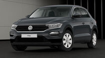 VW Golf T-Roc Basis uranograu Konfigurator