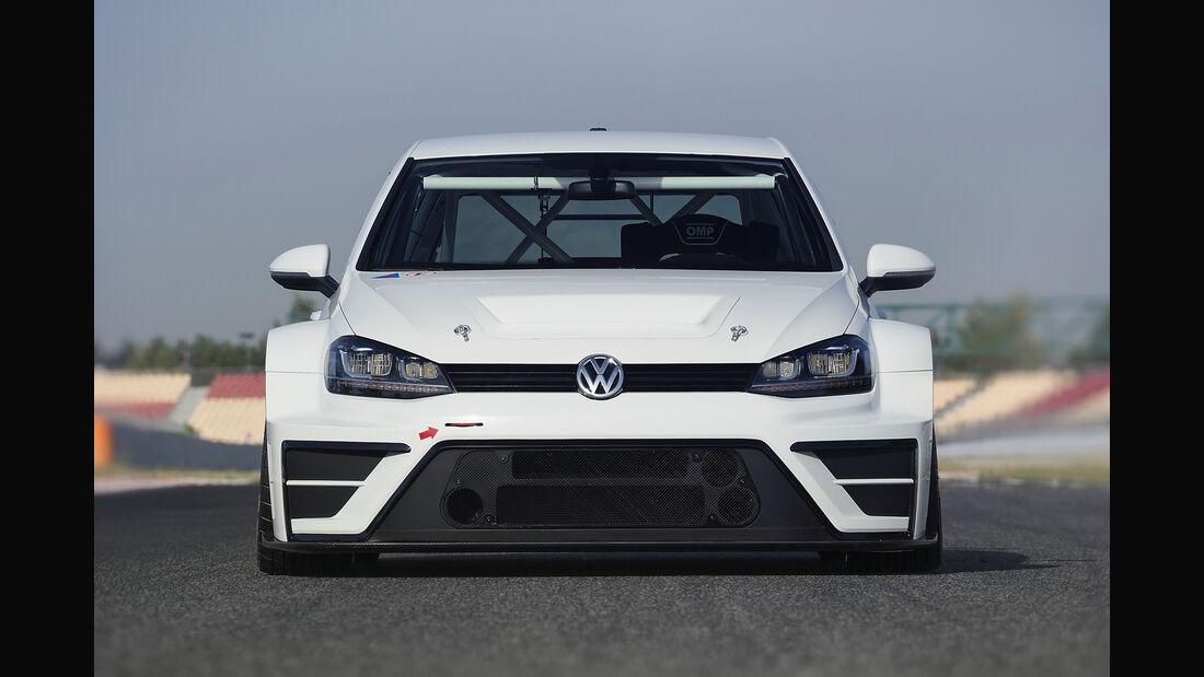 VW Golf TCR - 2015
