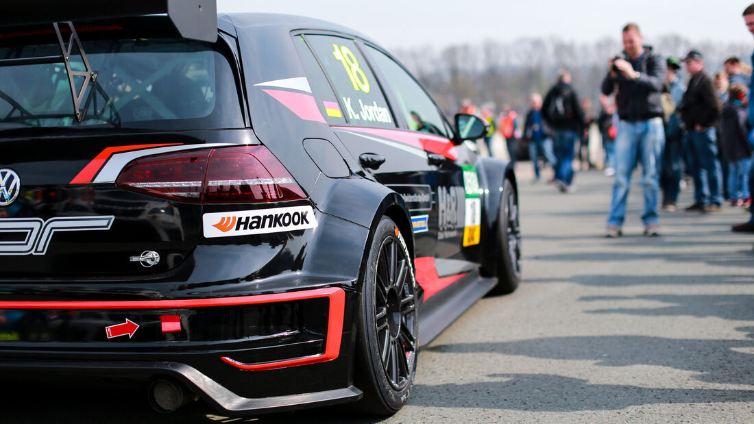 VW Golf TCR - 2016