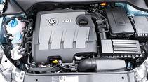 VW Golf TDI Blue Motion Motor