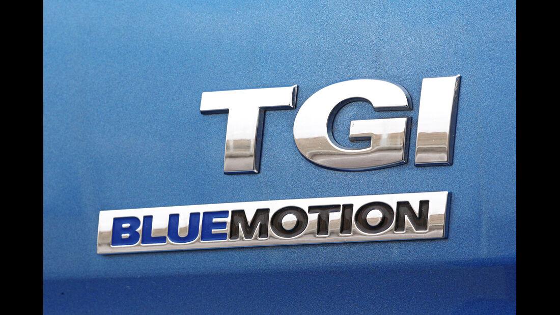 VW Golf TGI Blue Motion, Typenbezeichnung