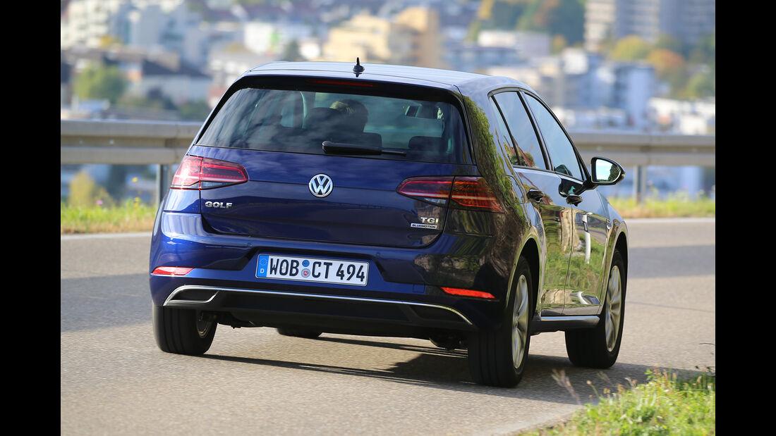 VW Golf TGI, Exterieur