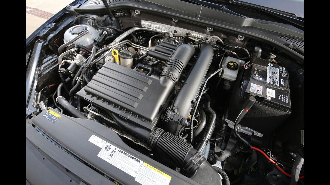 VW Golf TGI, Motor