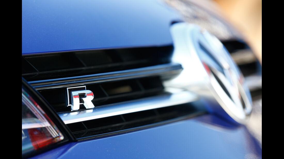 VW Golf, Typenbezeichnung, Emblem
