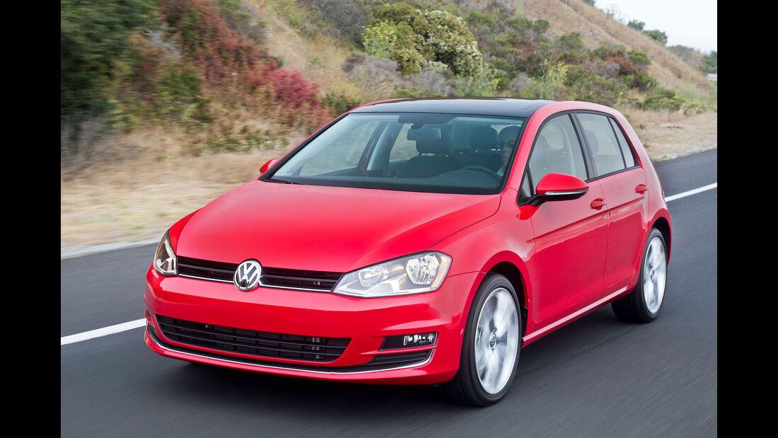 VW Golf US-Modell