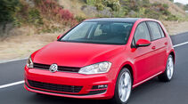 VW Golf US-Modell
