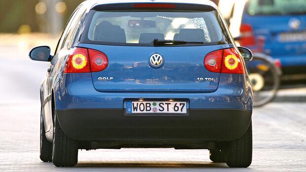 VW Golf V 1.9 TDI (2003)