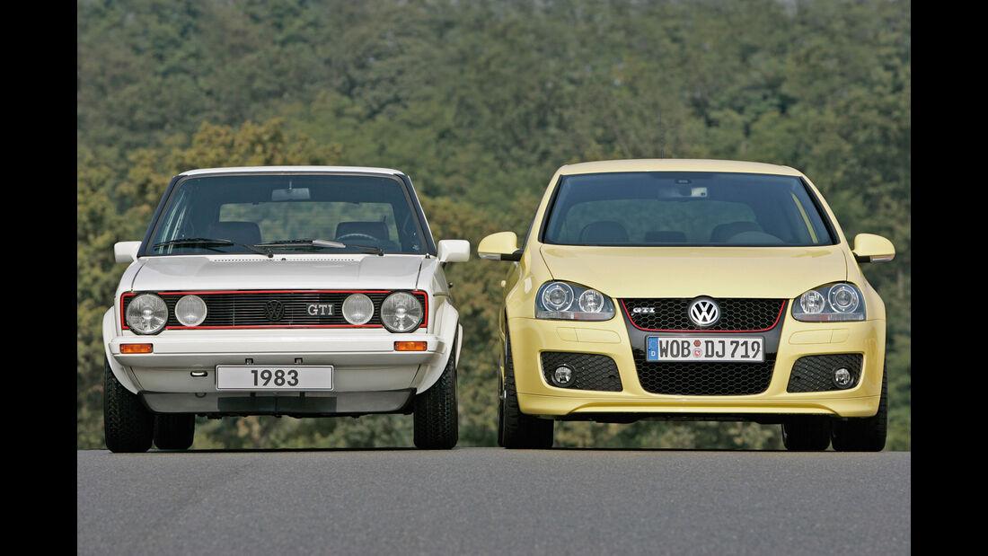 VW Golf V GTI Pirelli - Kompaktsportwagen