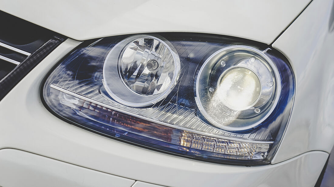 VW Golf V R32, Exterieur