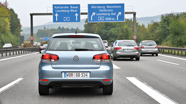 VW Golf VI 1.4 TSI (2008)