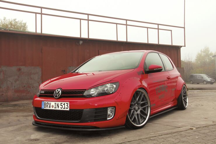VW Golf VI GTI by Ingo Noak Tuning