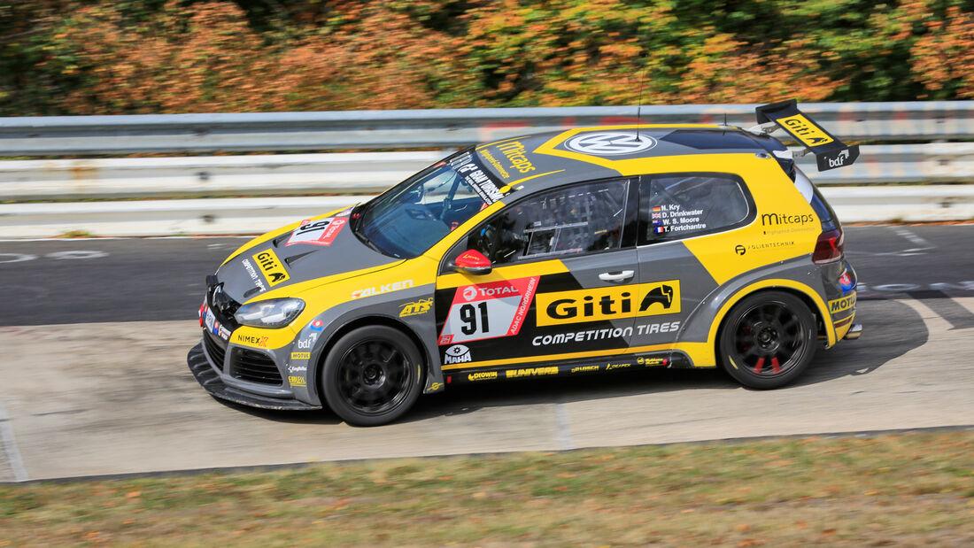 VW Golf VI Golf - Giti Tire Motorsport by WS Racing - Startnummer #91 - Klasse: SP 3T - 24h-Rennen - Nürburgring - Nordschleife - 24. bis 27. September 2020