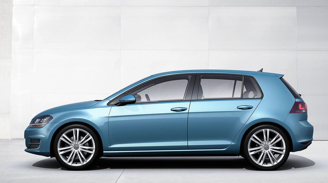 VW Golf VII,