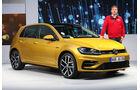 VW Golf VII Facelift (2017) 5-Türer R-Line Premiere