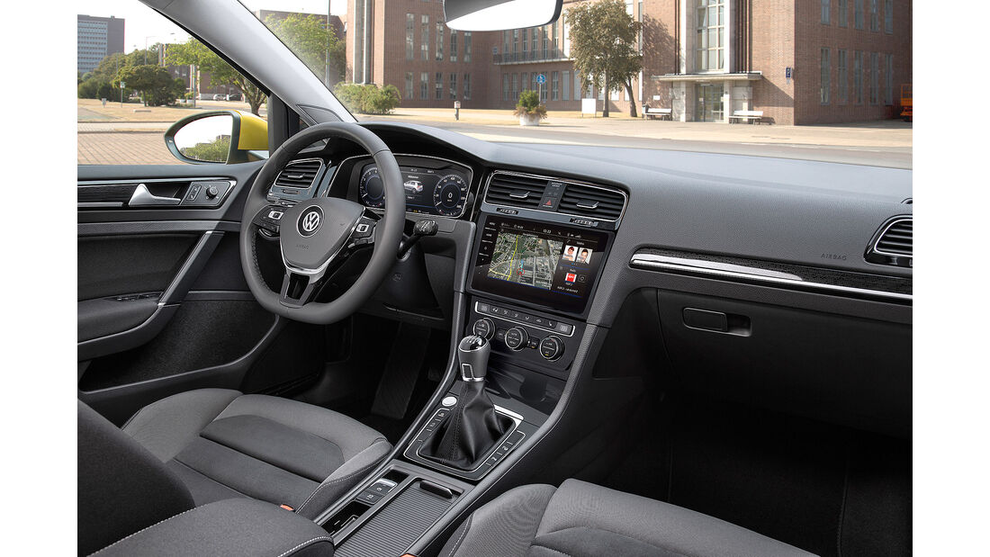 VW Golf VII Facelift (2017) GTE 5-Türer