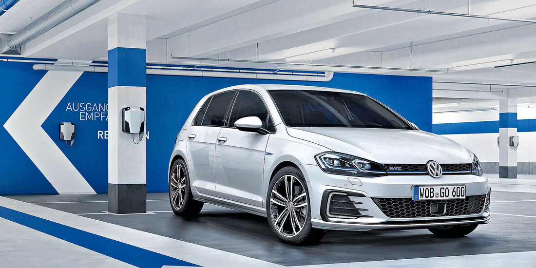 VW Golf VII Facelift (2017) GTE 5-Türer