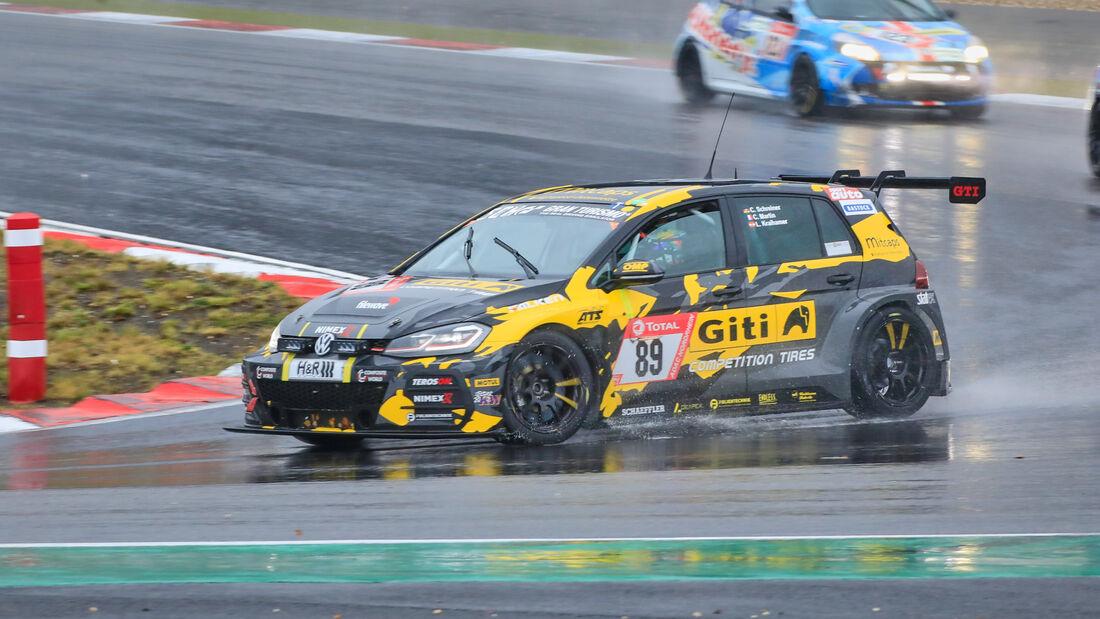 VW Golf VII GTI - Giti Tire Motorsport b WS Racing - Startnummer #89 - Klasse: SP 3T - 24h-Rennen - Nürburgring - Nordschleife - 24. bis 27. September 2020