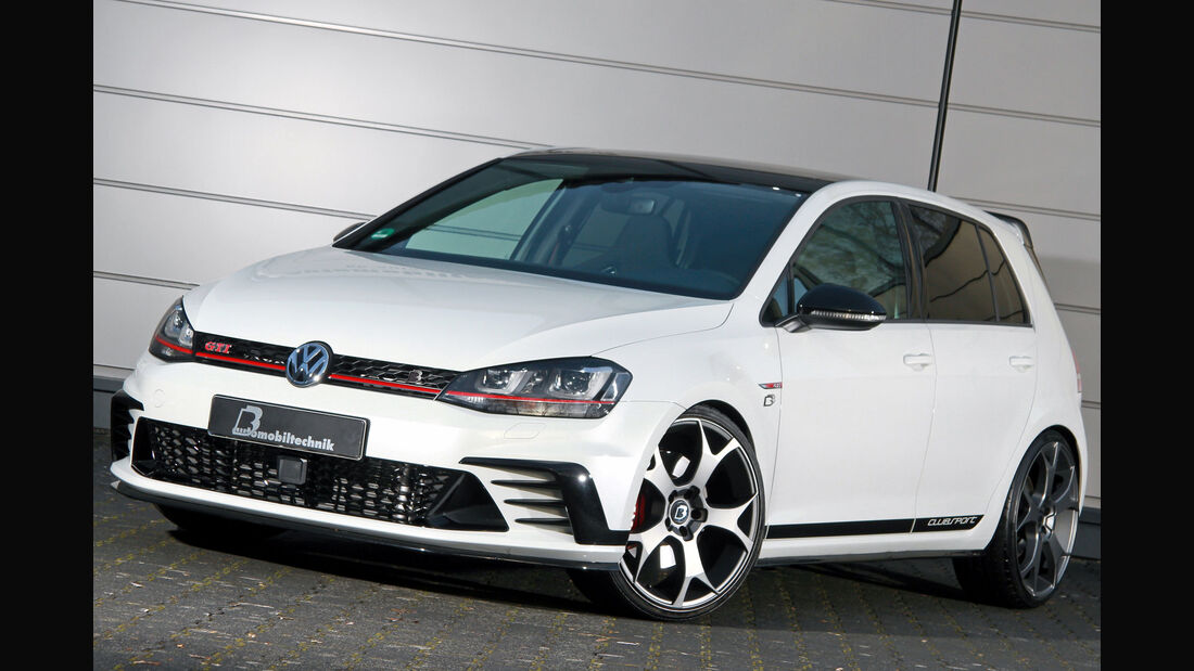 VW Golf VII GTI von B&B Automobiltechnik