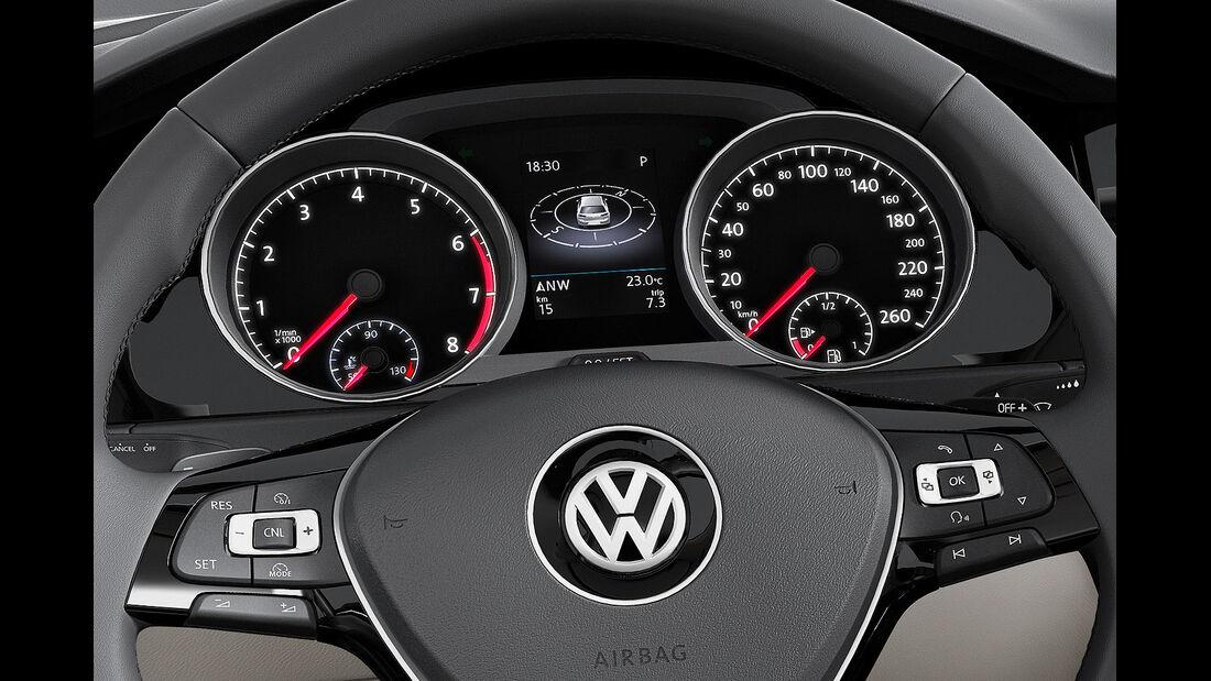 VW Golf VII, Konfigurator, September 2012