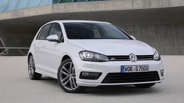 VW Golf VII R-Line