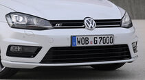 VW Golf VII R-Line, Front, 2013