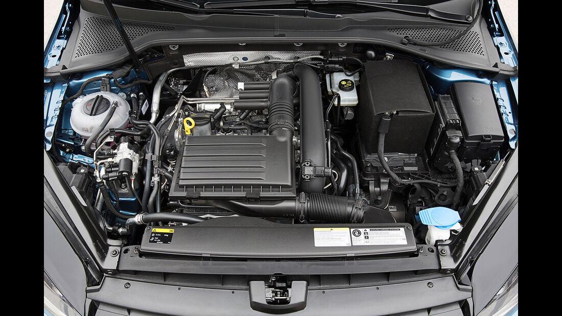 VW Golf VII TGI Erdgas