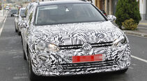 VW Golf VII Variant Erlkönig