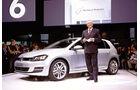 VW Golf VII, Vorstellung