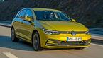 VW Golf VIII, Exterieur