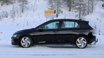 VW Golf VIII GTI Erlkönig
