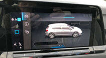 VW Golf VIII Infotainment Bug Software