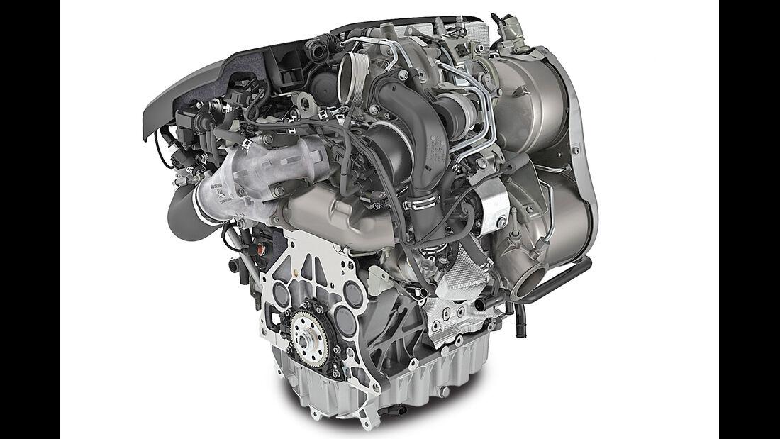 VW Golf VIII, Motor