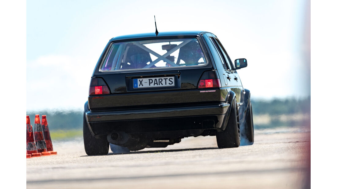 VW Golf VR6 - X-Parts - Tuning