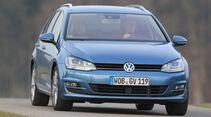 VW Golf Variant 1.4 TSI, Frontansicht